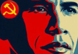 Comunista disfarçado de americano